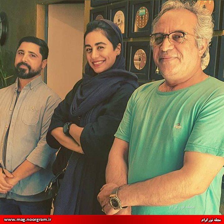 نازنین کیوانی - محمدحسین لطیفی