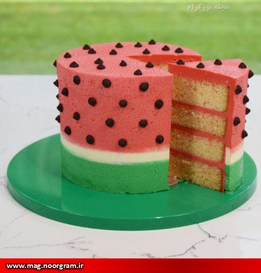 کیک برای یلدا