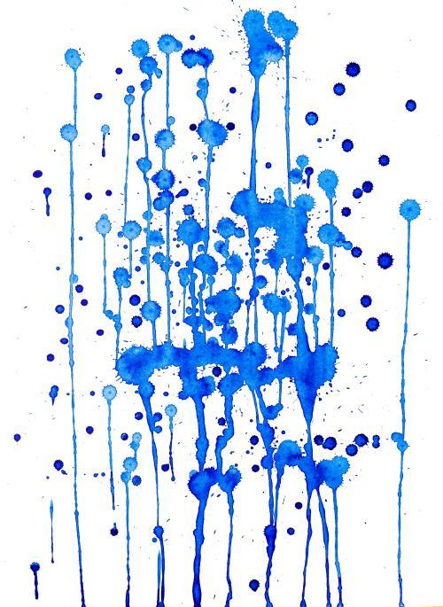 پس زمینه سفید آبی