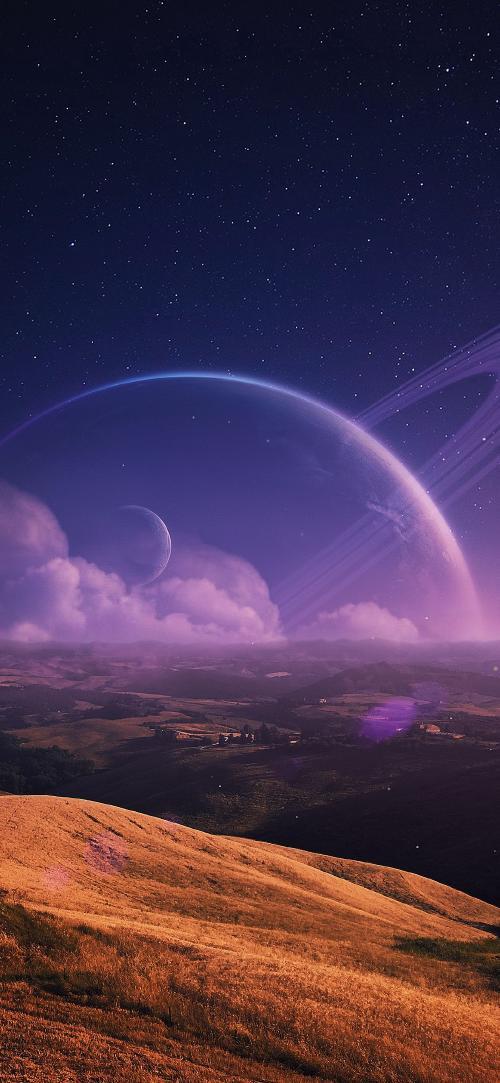 تصویر زمینه سیاره