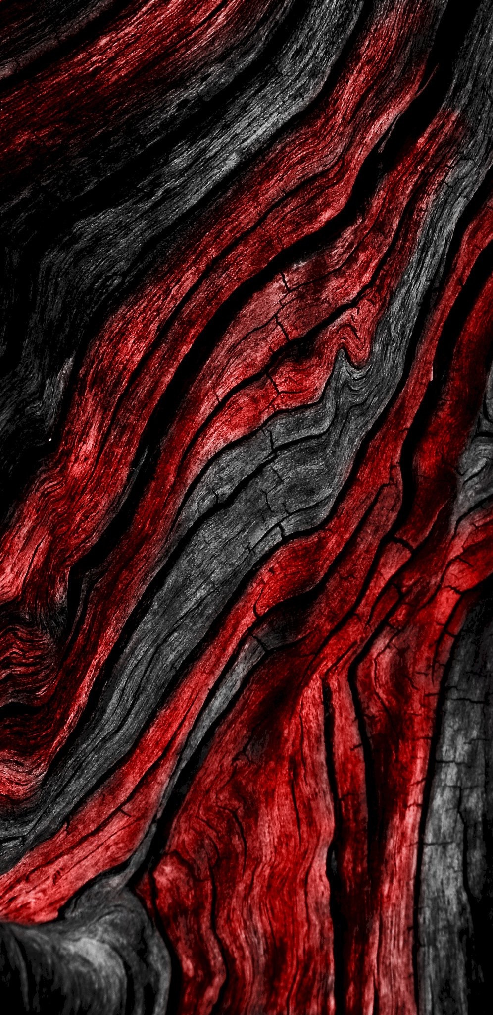 تصویر زمینه قرمز