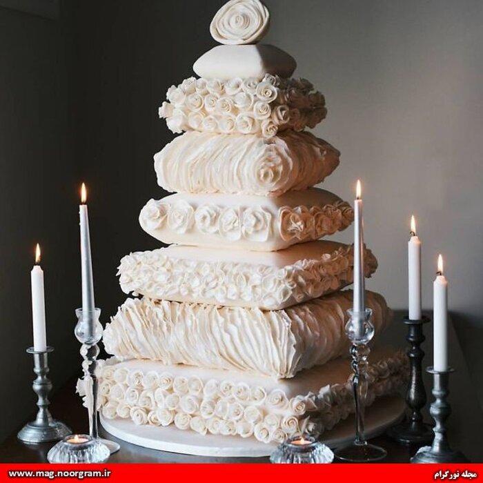 کیک سالگرد ازدواج زیبا.jpg
